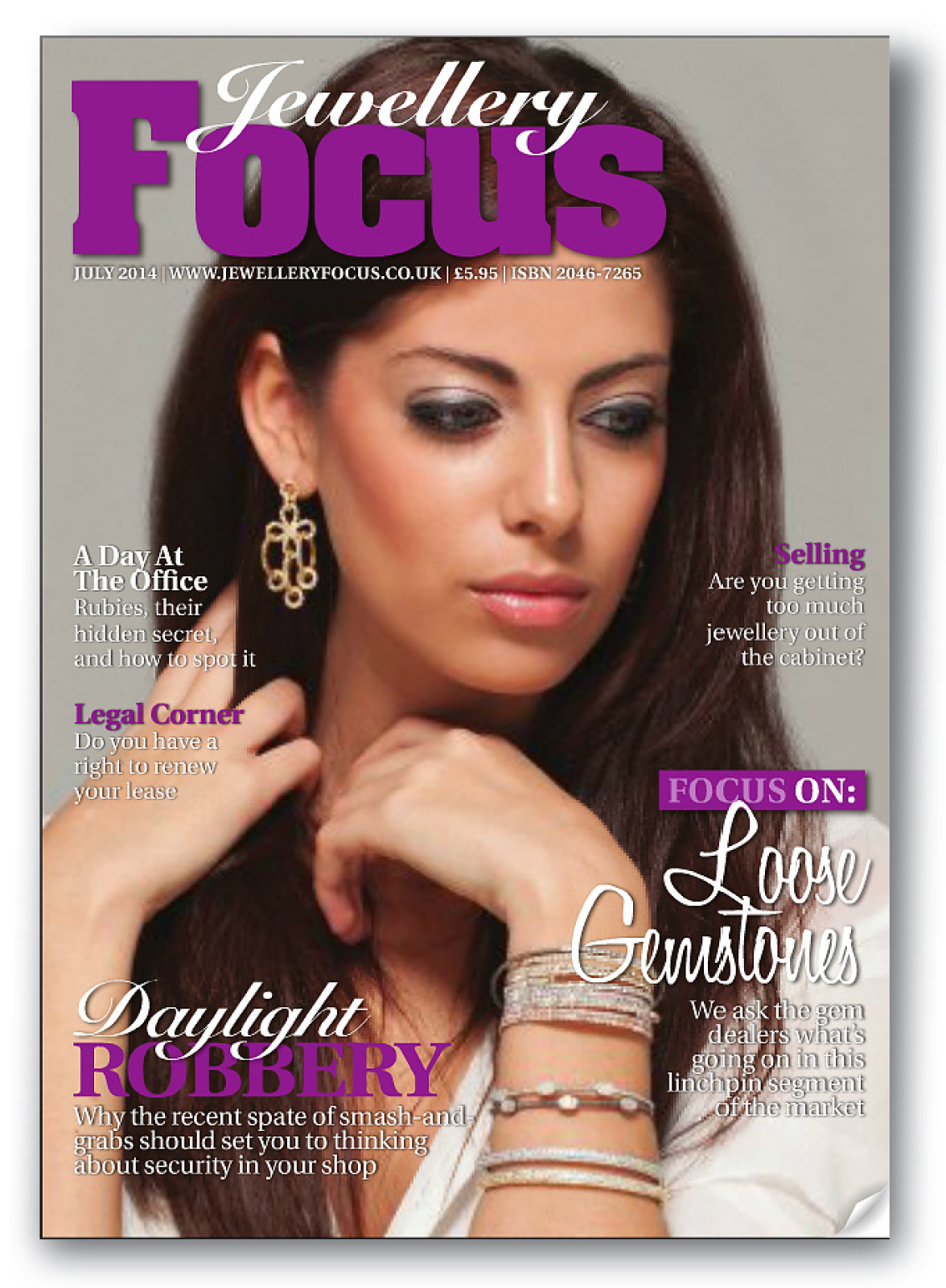 Jewellery Focus July 2014