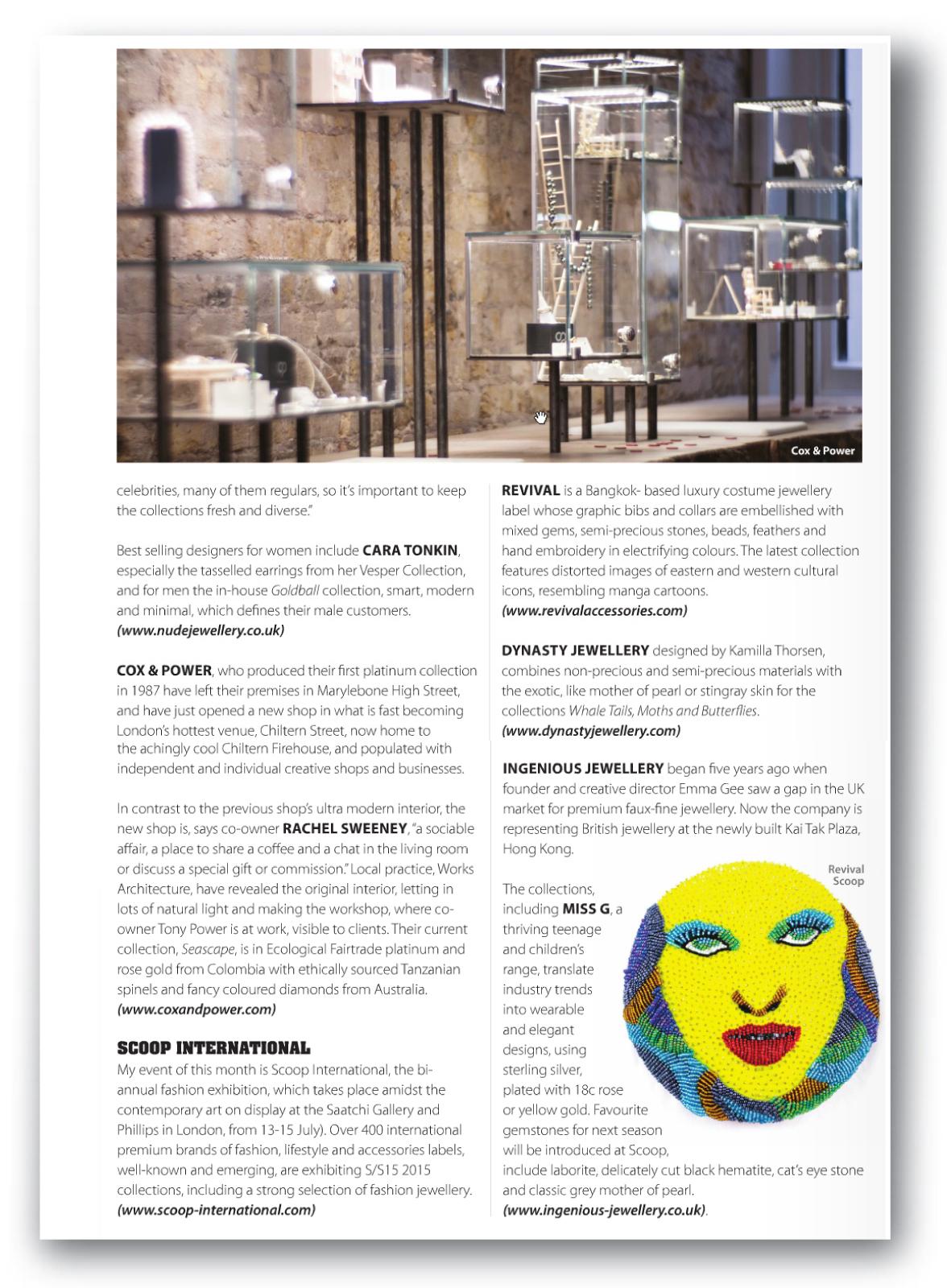 Jewellery Focus Magazine